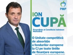 ION CUPĂ, candidat PMP ...
