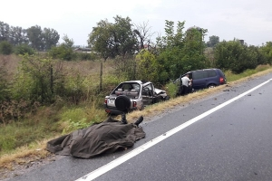 ACCIDENT MORTAL LA ȘIMIAN